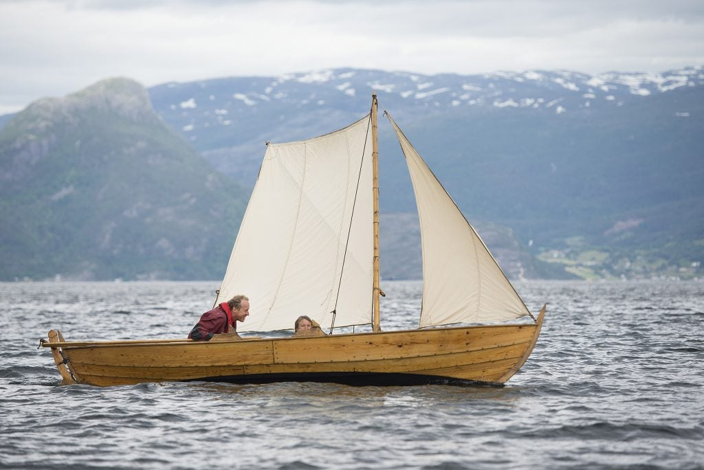 seile småbåt