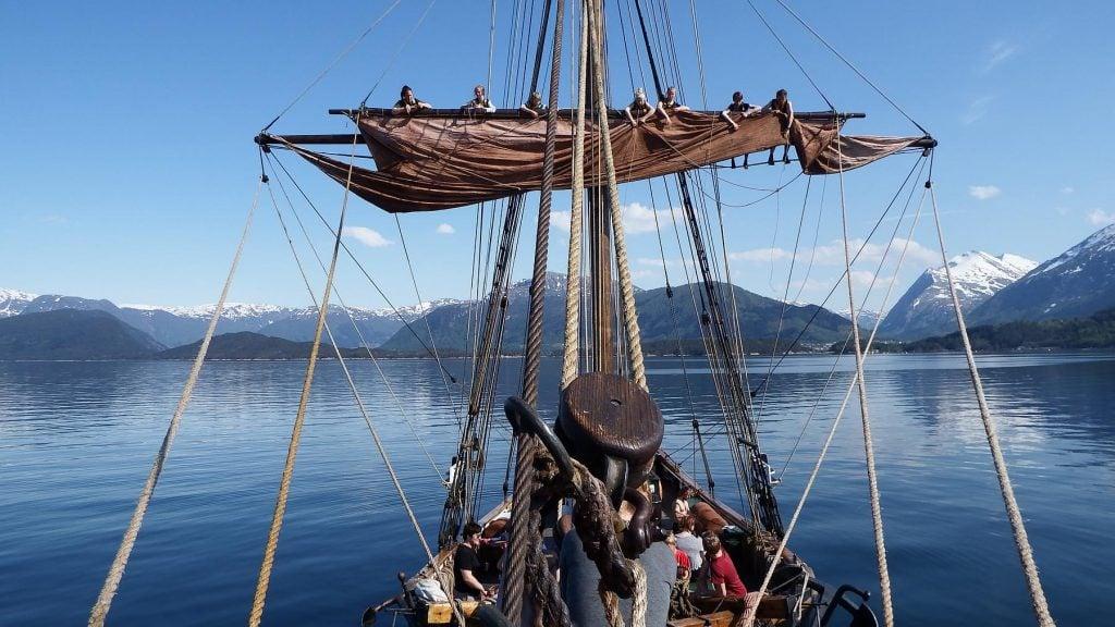 seilbåt charterbåt