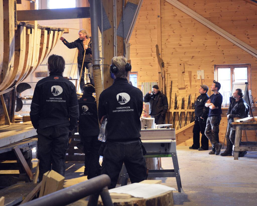 Tømrer bygningsvern